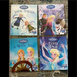 Frozen book set